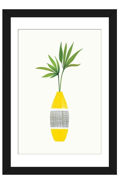 Tropical Still Life Framed Art Print