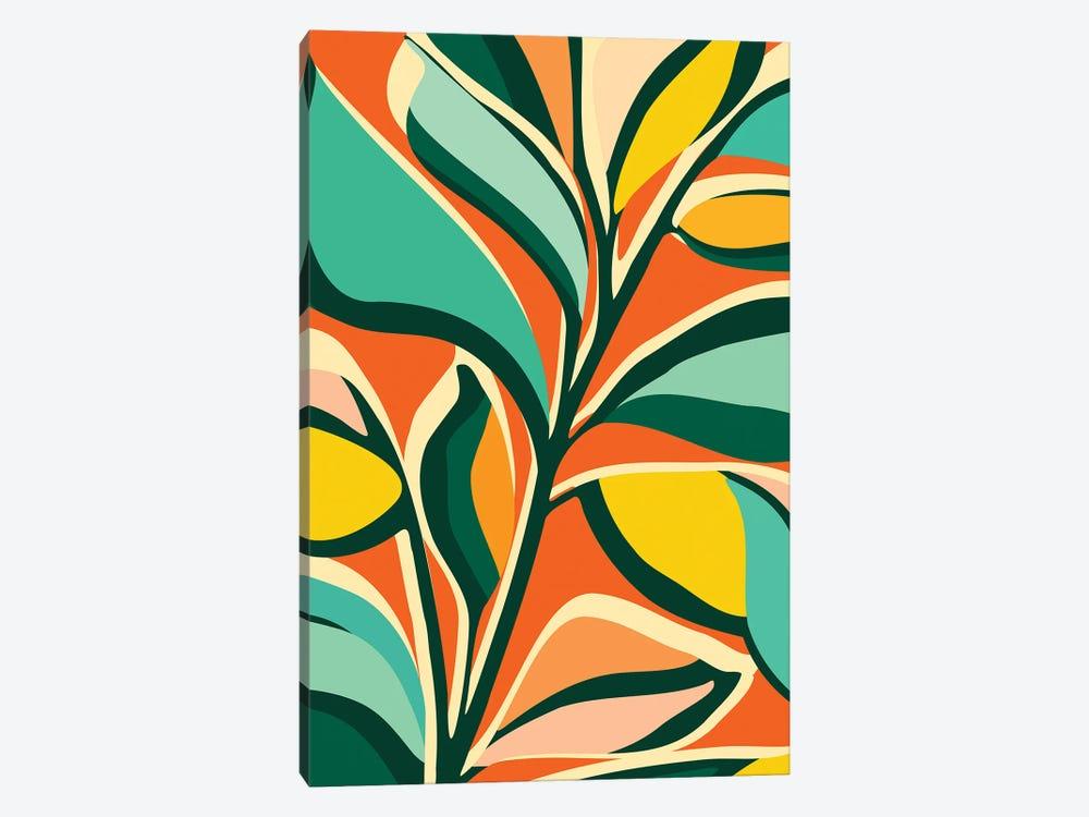 Garden Festival by Modern Tropical 1-piece Art Print