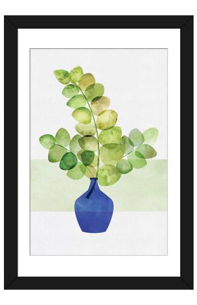 Eucalyptus Study Framed Art Print