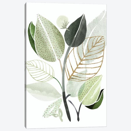 Forest Bouquet Canvas Print #MTP26} by Modern Tropical Canvas Art Print