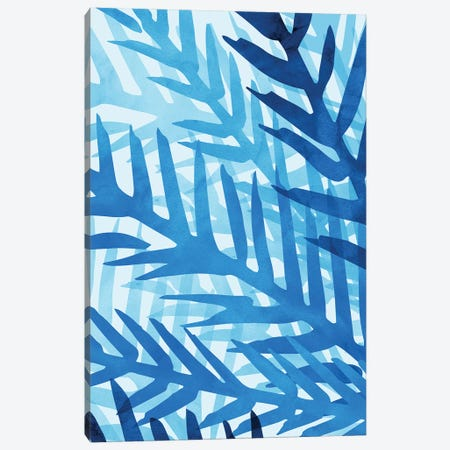 Jungle Palm Canvas Print #MTP37} by Modern Tropical Canvas Wall Art