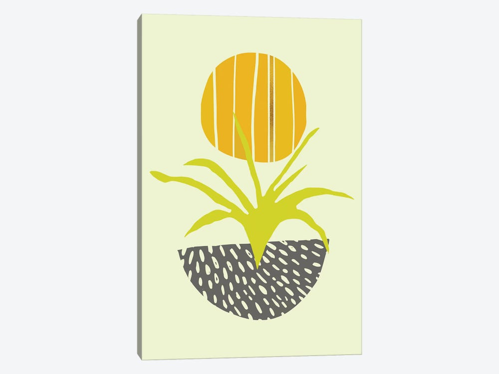 Abstract Minimal Desert by Modern Tropical 1-piece Art Print