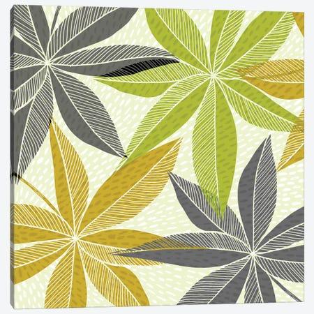 Modern Hawaiian Print Canvas Print #MTP45} by Modern Tropical Canvas Art Print