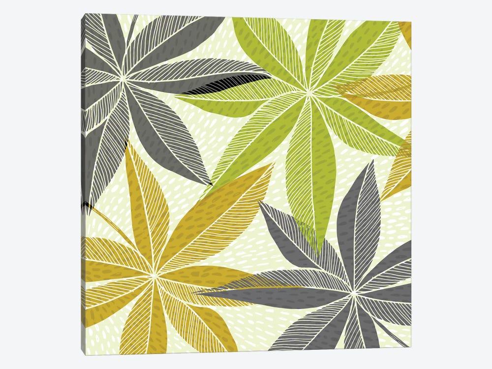 Modern Hawaiian Print by Modern Tropical 1-piece Art Print