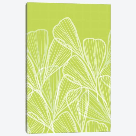Modern Tropical Abstract Canvas Print #MTP46} by Modern Tropical Canvas Print