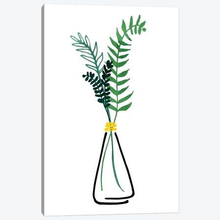 Italian Herbs Canvas Print #MTP86} by Modern Tropical Canvas Print