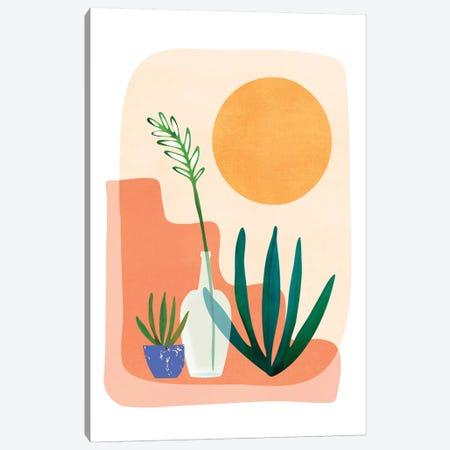 Santa Fe Summer Canvas Print #MTP87} by Modern Tropical Canvas Print