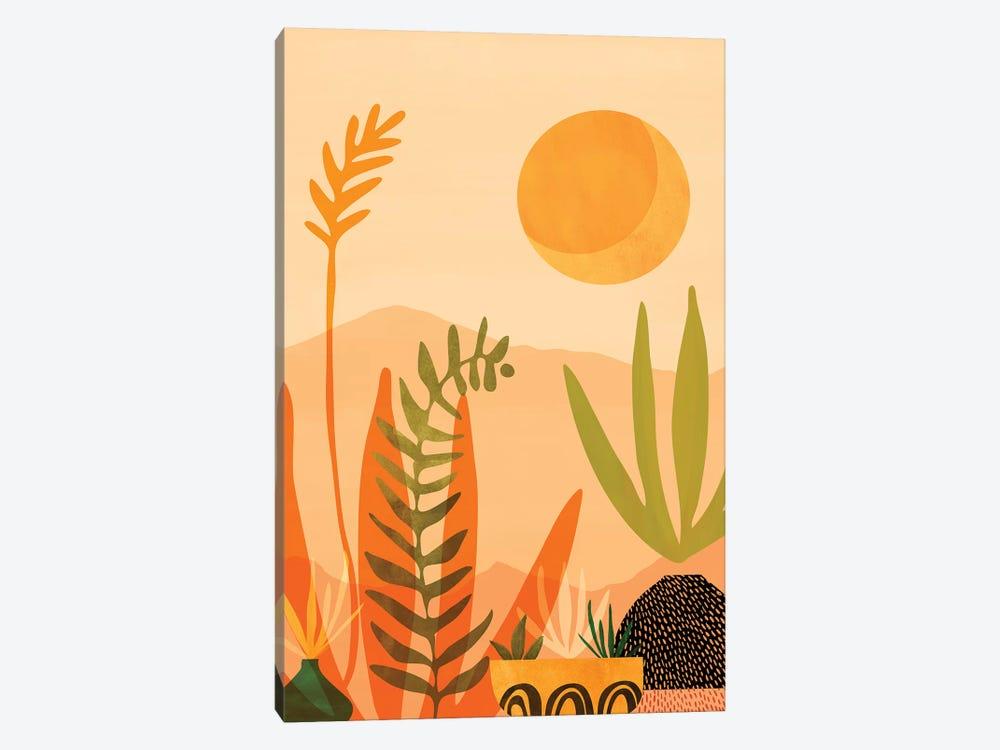 Desert Harvest by Modern Tropical 1-piece Canvas Print