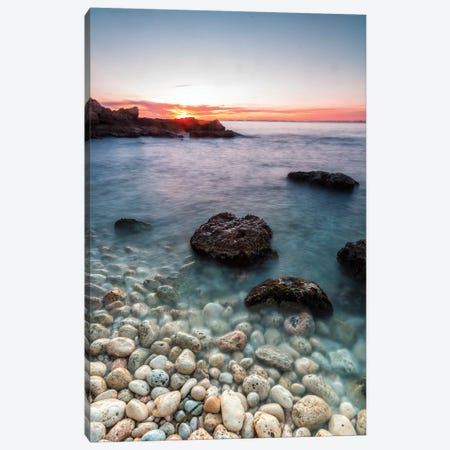 Boulder Beach Canvas Print #MTS16} by Martin Steenhaut Art Print