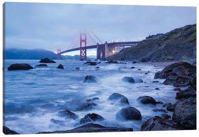 Golden Gate Bridge I Canvas Art Print