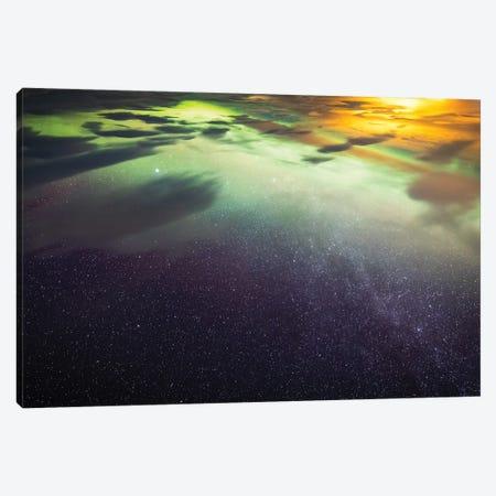 Aurora Canvas Print #MTU45} by Mateusz Piesiak Canvas Artwork