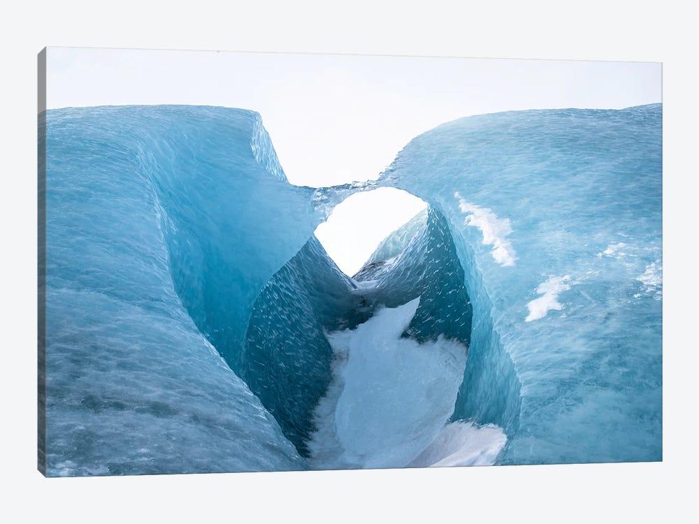Ice Bridge by Mateusz Piesiak 1-piece Canvas Art
