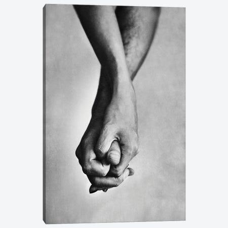 Hold Me Tight Canvas Print #MTV19} by Milica Tepavac Art Print