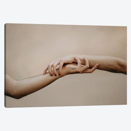 Pair Canvas Print #MTV33} by Milica Tepavac Art Print