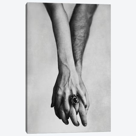 Touch Canvas Print #MTV45} by Milica Tepavac Art Print