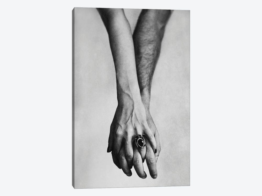 Touch by Milica Tepavac 1-piece Canvas Print