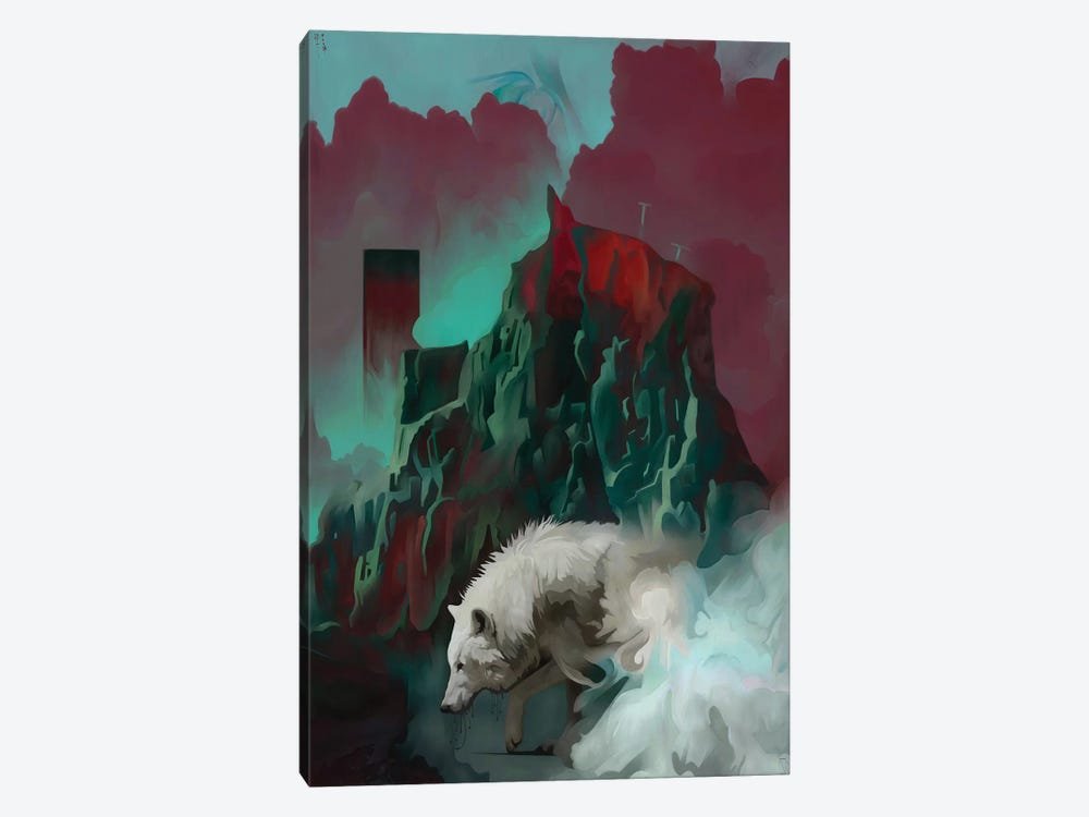 Journey by Mateusz Twardoch 1-piece Canvas Art Print