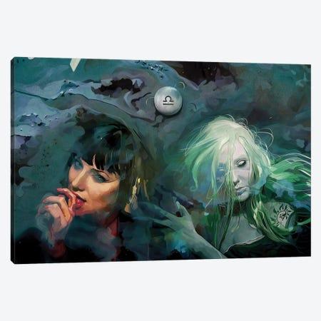 Silence Canvas Print #MTW19} by Mateusz Twardoch Canvas Wall Art