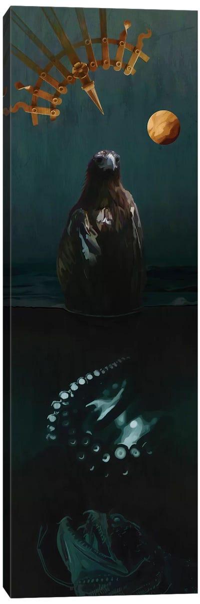 Abyss Canvas Art Print