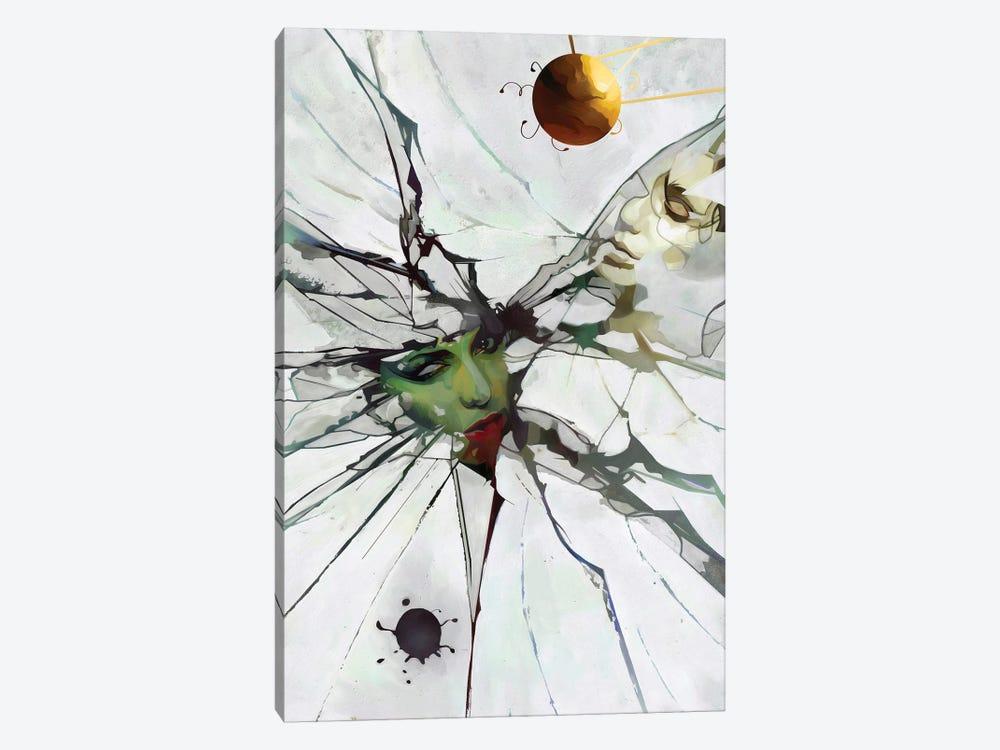 Split by Mateusz Twardoch 1-piece Art Print