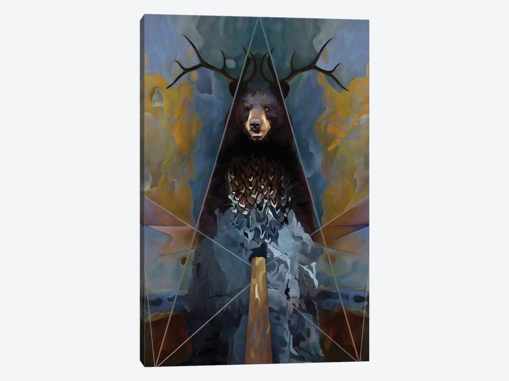 Totem by Mateusz Twardoch 1-piece Art Print