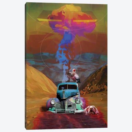 Vivid Waste Canvas Print #MTW23} by Mateusz Twardoch Canvas Art Print