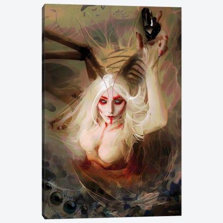 Chaos Canvas Print #MTW25} by Mateusz Twardoch Canvas Wall Art