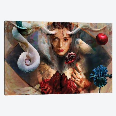 Eve Canvas Print #MTW27} by Mateusz Twardoch Canvas Wall Art