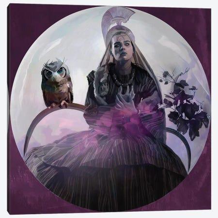 Athena Canvas Print #MTW3} by Mateusz Twardoch Canvas Artwork