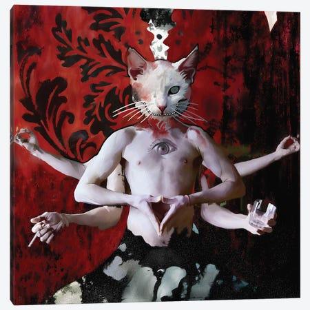 Cheshire Canvas Print #MTW4} by Mateusz Twardoch Canvas Print