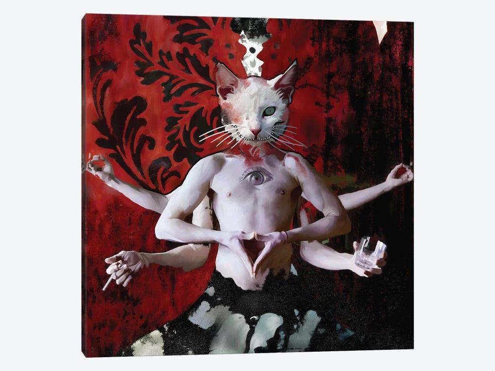 Cheshire by Mateusz Twardoch 1-piece Art Print