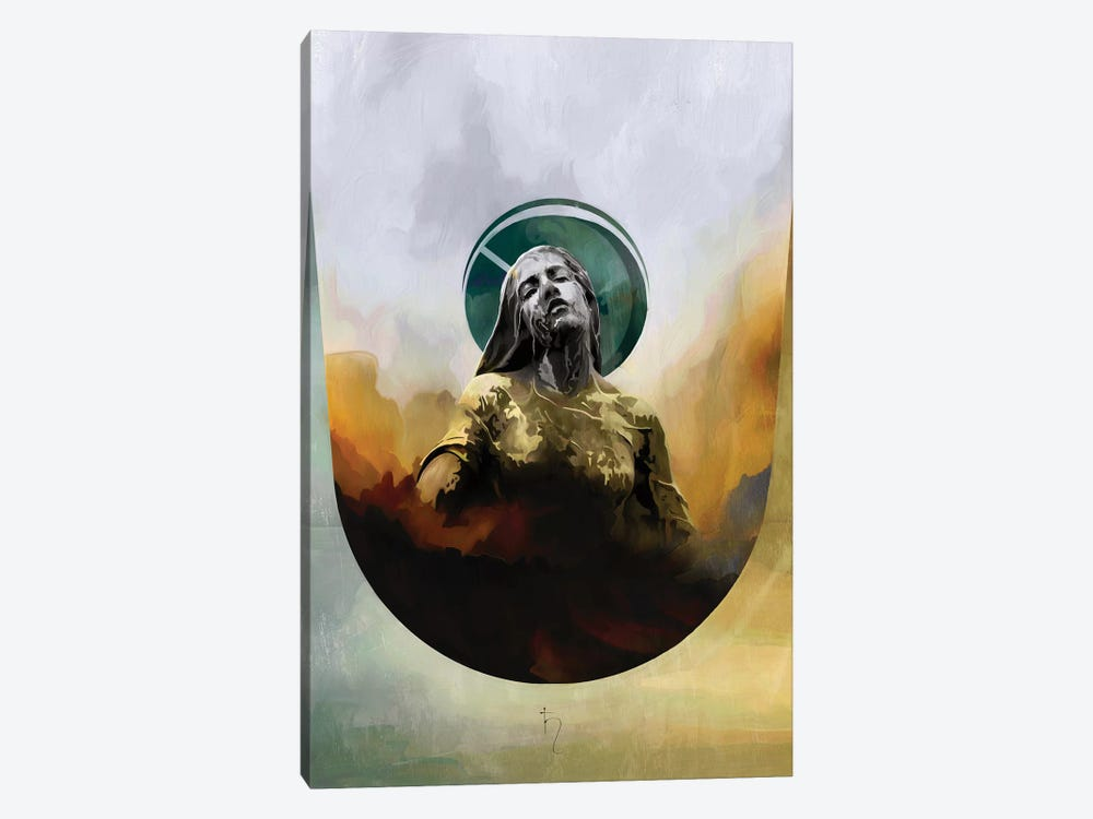 Death by Mateusz Twardoch 1-piece Canvas Art Print