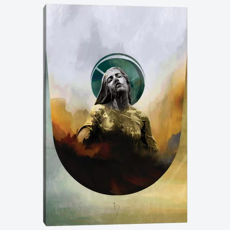 Death 3-Piece Canvas #MTW6} by Mateusz Twardoch Canvas Art Print