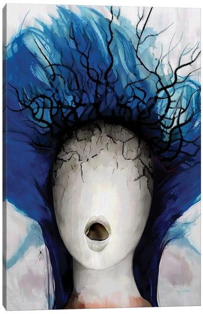 Ecstasy Canvas Art Print