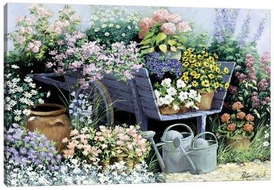 Day's Delight Canvas Art Print