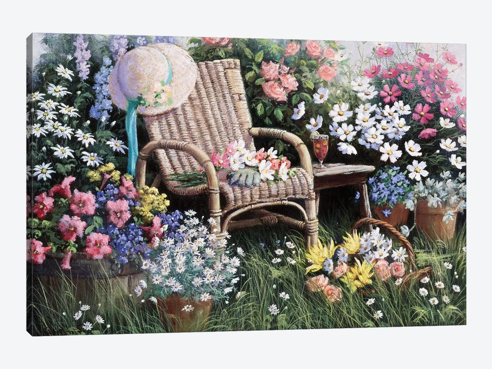 Dreams Of Spring by Peter Motz 1-piece Canvas Artwork