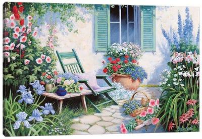 A Beautiful Spot Canvas Art Print