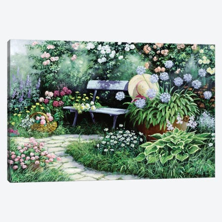 Lovely Canvas Print #MTZ25} by Peter Motz Art Print