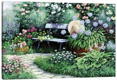 Lovely Canvas Art Print