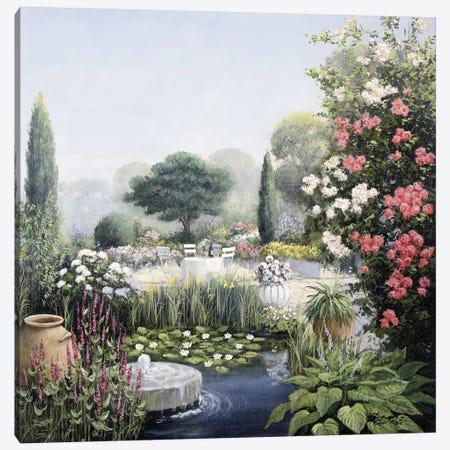 Paradise II Canvas Print #MTZ33} by Peter Motz Art Print