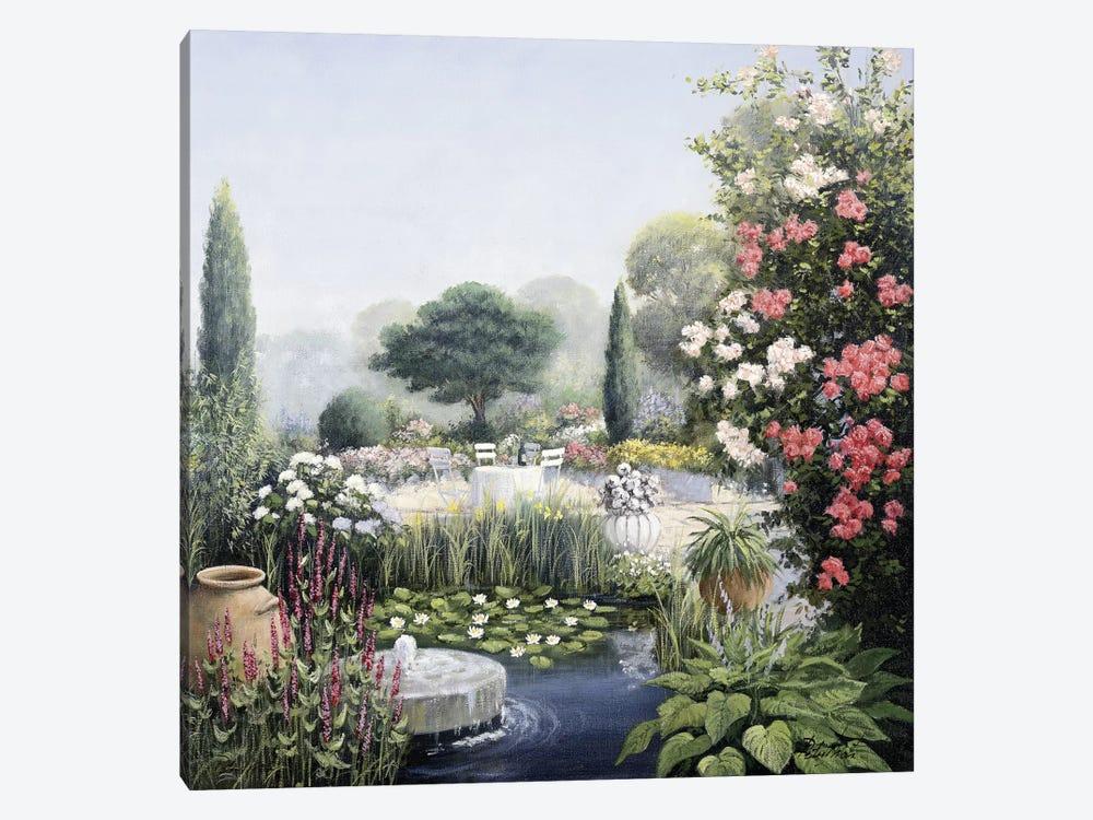 Paradise II by Peter Motz 1-piece Canvas Artwork