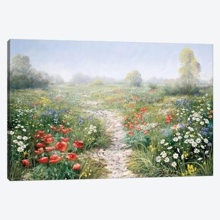 Poetry Of Nature Canvas Print #MTZ34} by Peter Motz Canvas Art