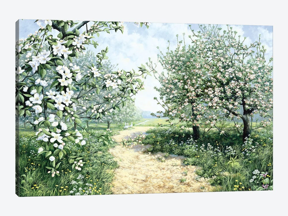 Spring by Peter Motz 1-piece Canvas Art Print