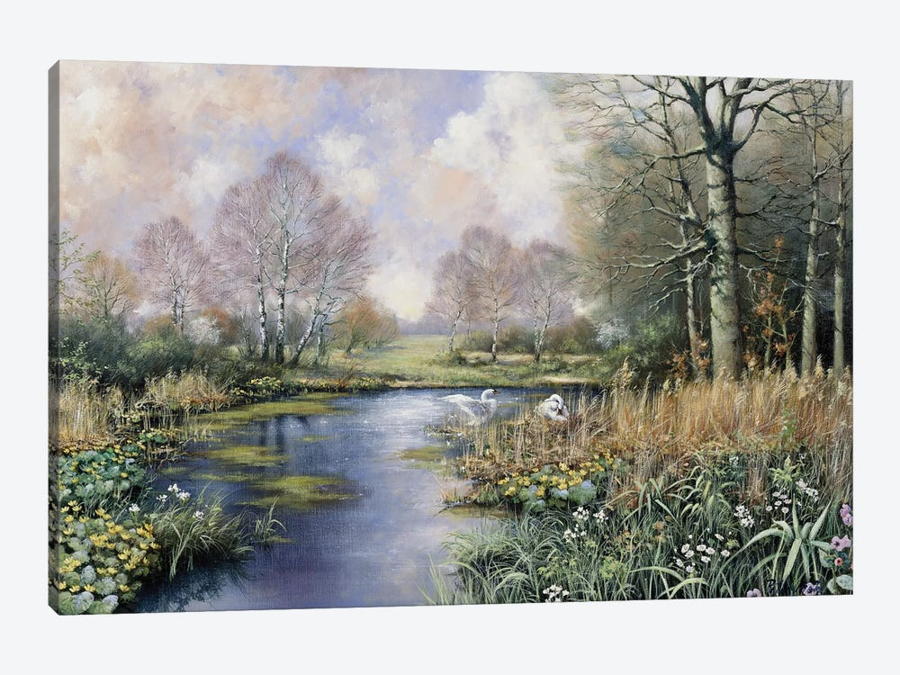 Spring Has Started by Peter Motz 1-piece Art Print