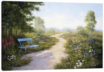 Taking A Rest Canvas Art Print