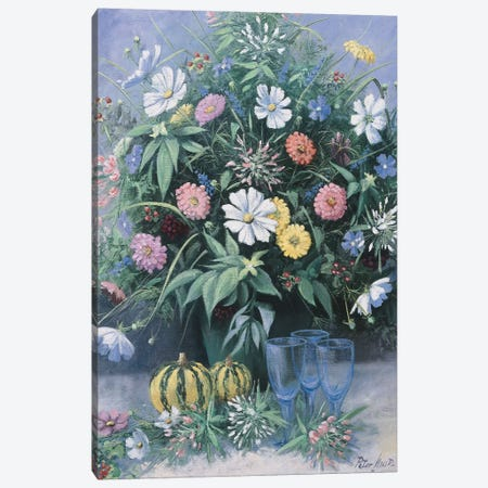 Blooming Canvas Print #MTZ6} by Peter Motz Canvas Artwork