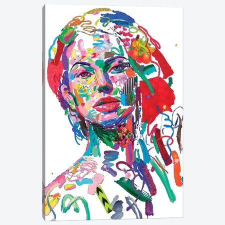 7 Giorni All'Alba Canvas Print #MUG1} by Antonio Murgia Canvas Wall Art