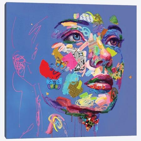Improvisamente Primavera Canvas Print #MUG35} by Antonio Murgia Canvas Artwork