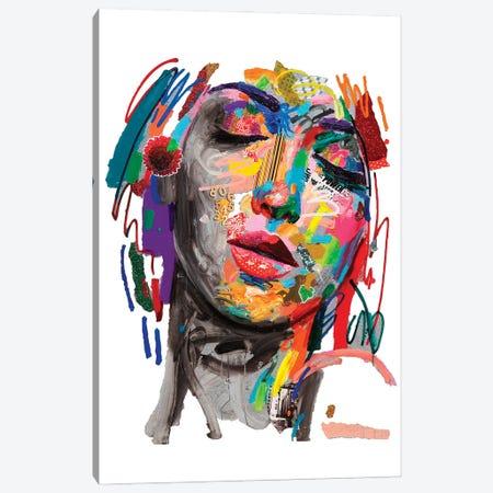 Trasporto Emozionale Bianco Canvas Print #MUG41} by Antonio Murgia Canvas Art