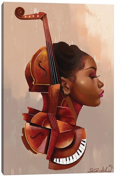 Amanti Allure Canvas Art Print